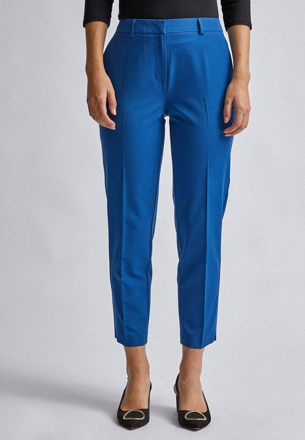 женские классические брюки dorothy perkins, синие