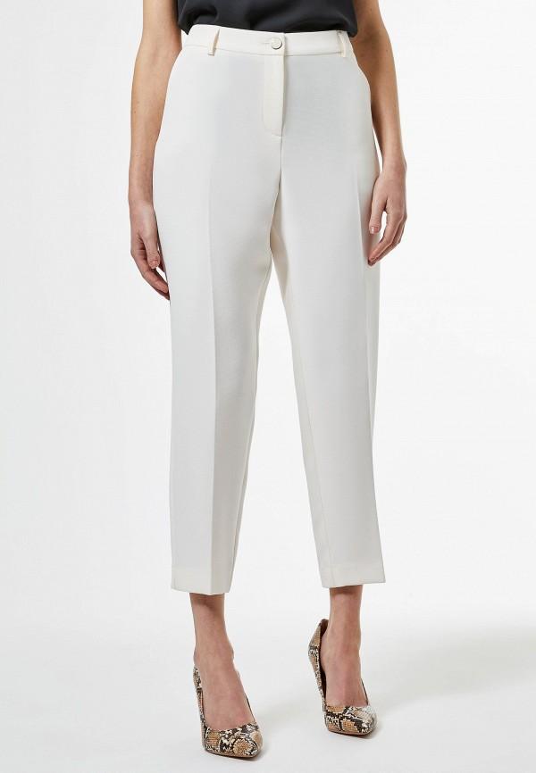 женские классические брюки dorothy perkins, белые
