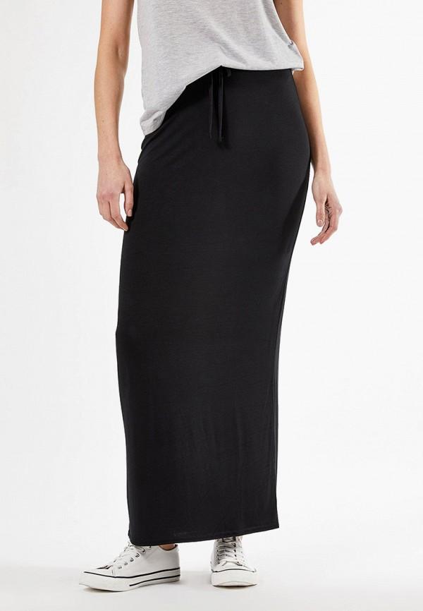 женская зауженные юбка dorothy perkins, черная