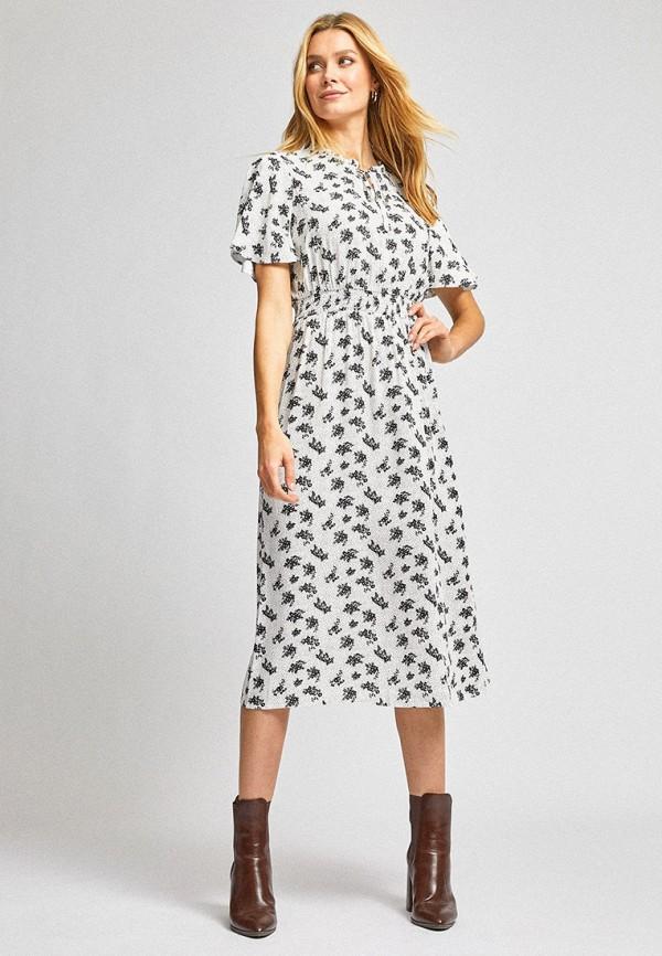 женское повседневные платье dorothy perkins, белое