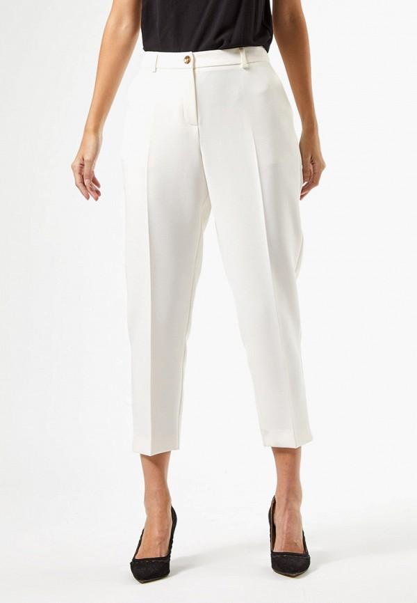 женские повседневные брюки dorothy perkins, белые
