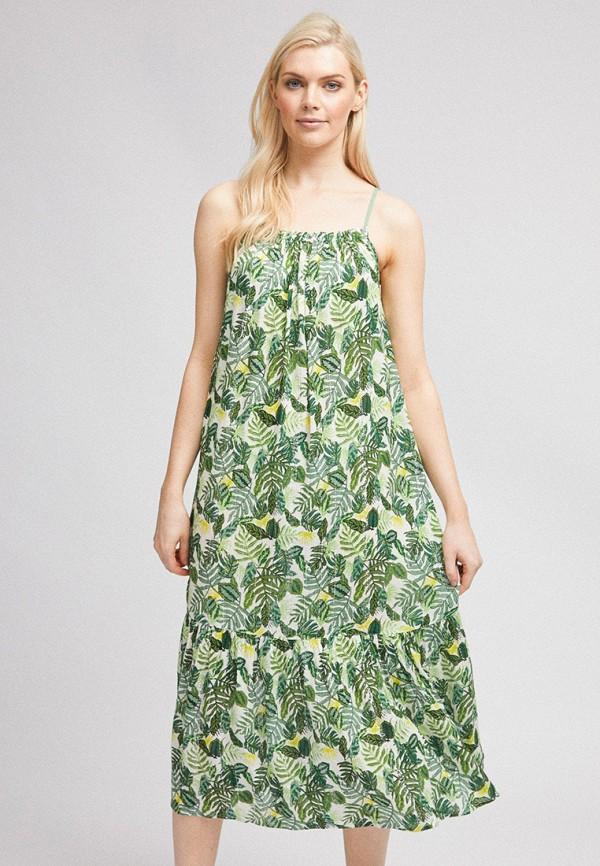 женский сарафан dorothy perkins, зеленый
