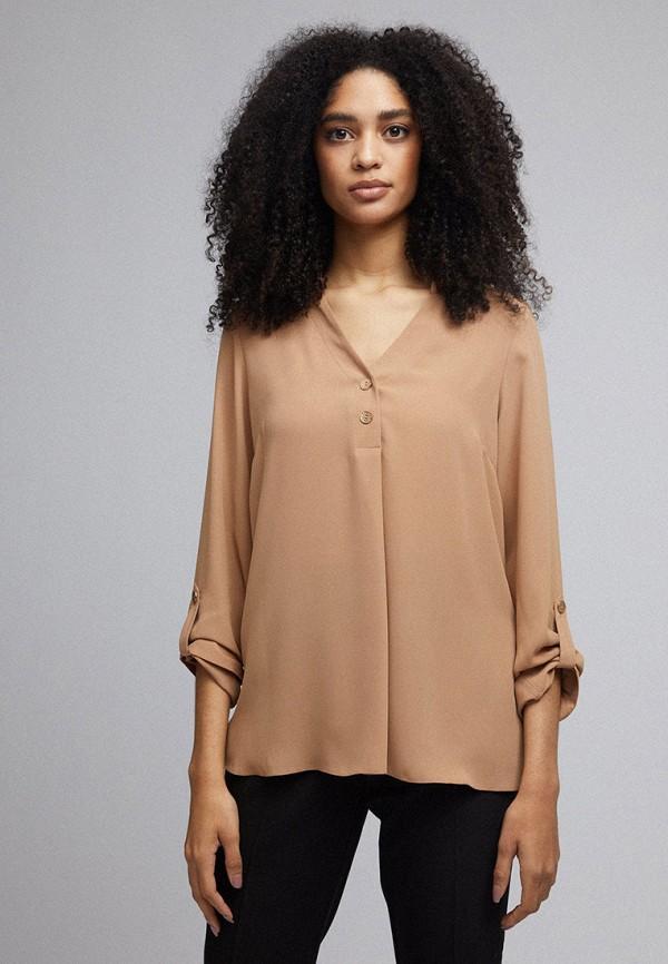 женская блузка dorothy perkins, бежевая