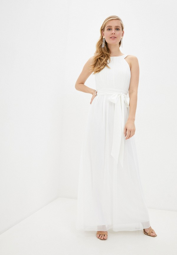женское вечерние платье dorothy perkins, белое