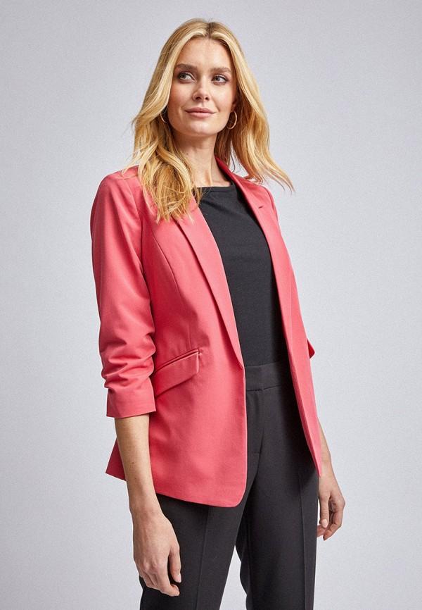 женский жакет dorothy perkins, розовый