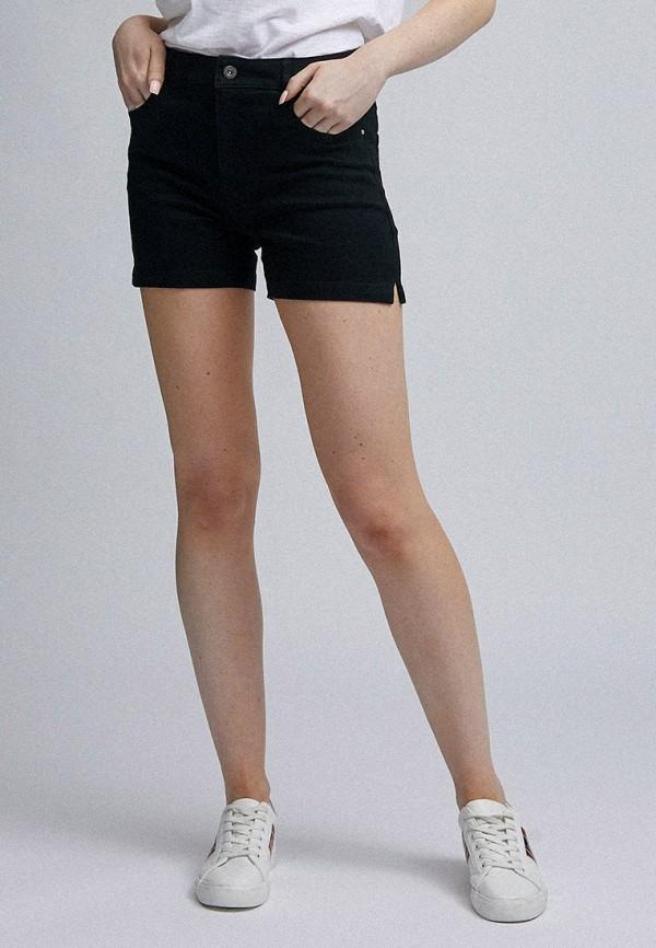 женские джинсовые шорты dorothy perkins, черные