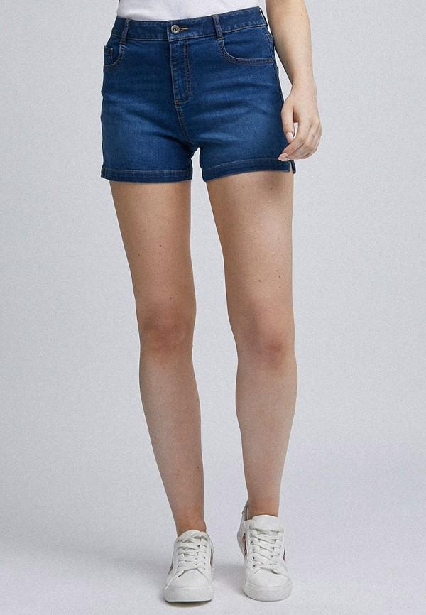 женские джинсовые шорты dorothy perkins, синие