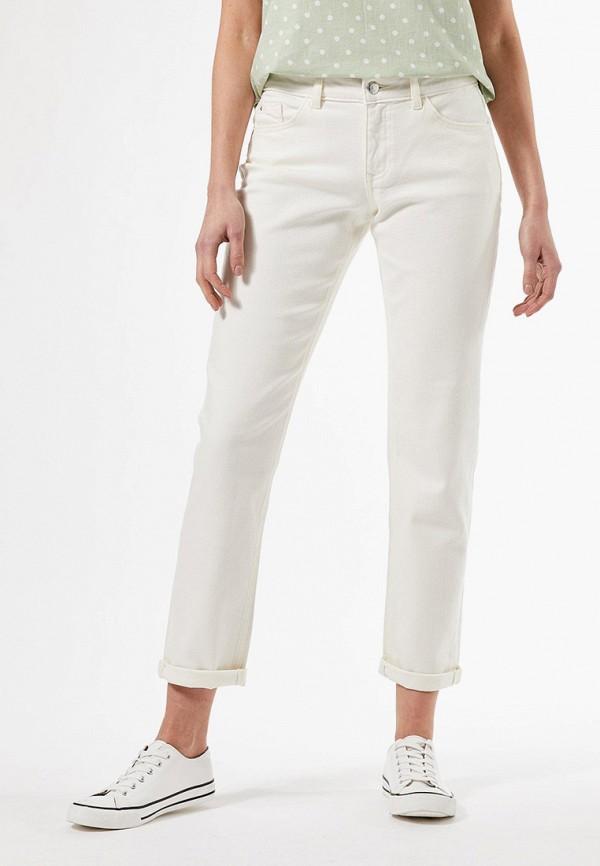 женские джинсы бойфренд dorothy perkins, белые
