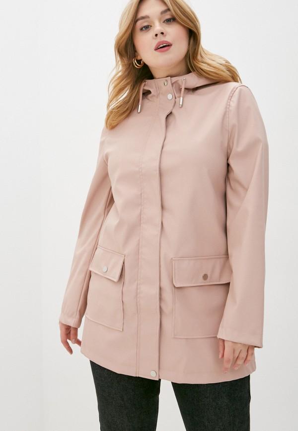 женская куртка dorothy perkins, розовая