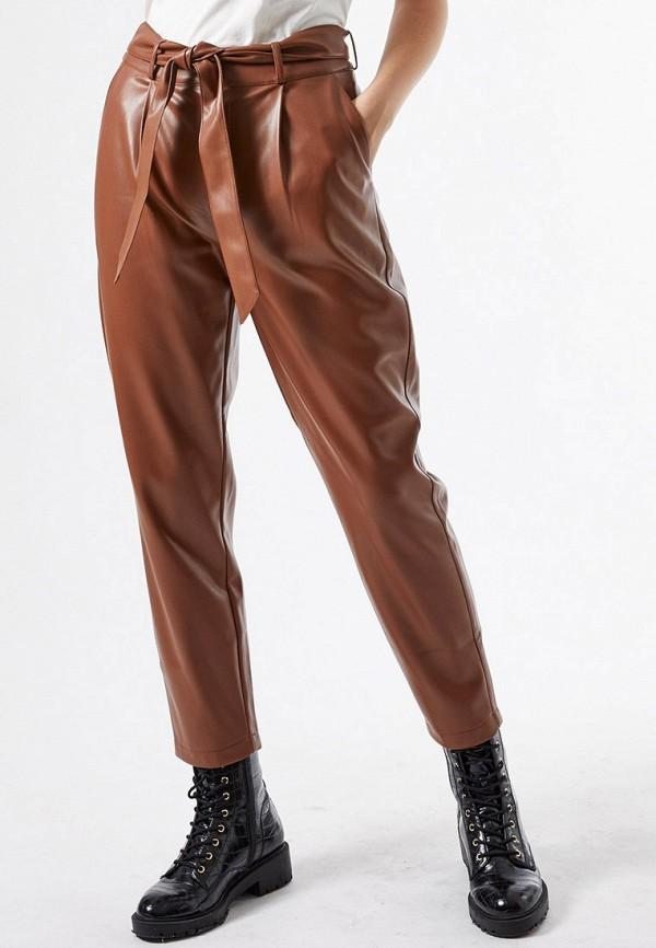 женские брюки dorothy perkins, коричневые