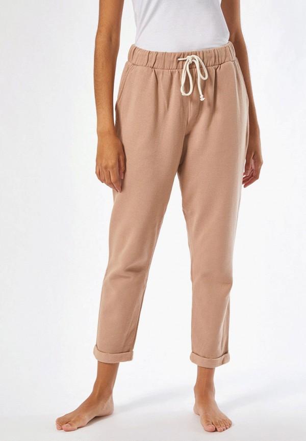 женские спортивные брюки dorothy perkins, бежевые