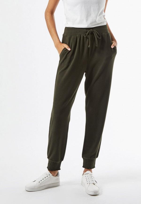 женские спортивные брюки dorothy perkins, хаки