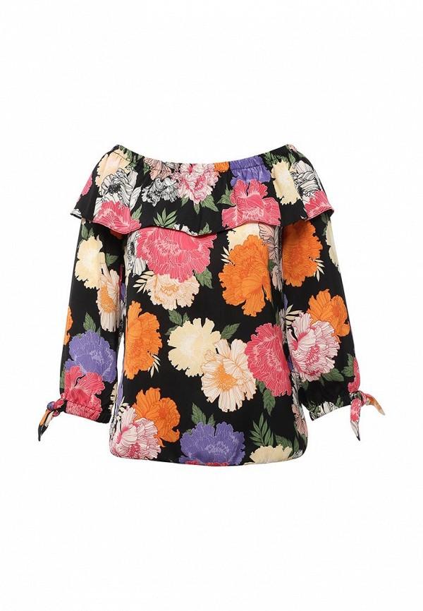 Купить Блуза Dorothy Perkins, DO005EWRFI88, разноцветный, Весна-лето 2017