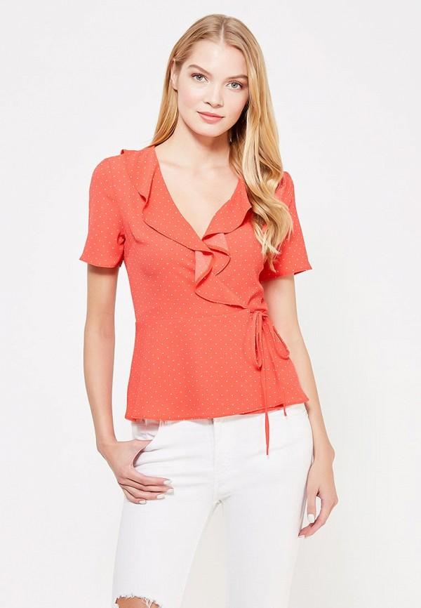 Купить Блуза Dorothy Perkins, do005ewubq35, красный, Осень-зима 2017/2018