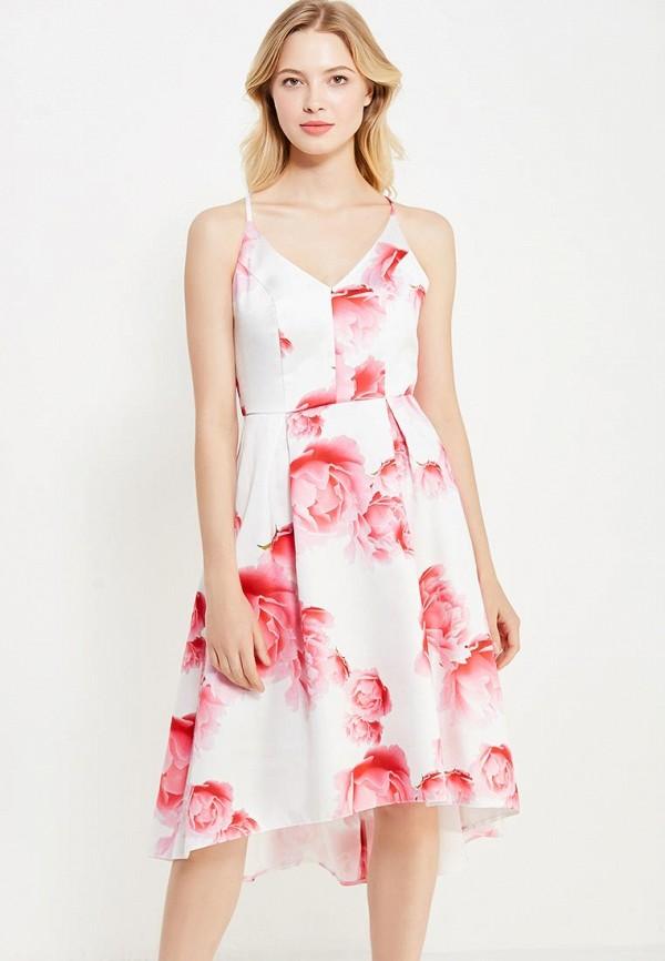 Купить Платье Dorothy Perkins, DO005EWVAA91, белый, Осень-зима 2017/2018