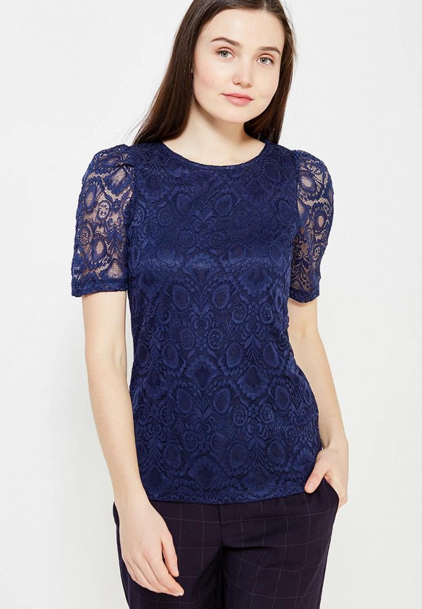 Блуза Dorothy Perkins, do005ewyhh73, синий, Осень-зима 2017/2018  - купить со скидкой