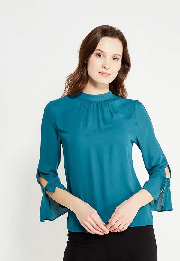 Купить Блуза Dorothy Perkins, do005ewyqt44, бирюзовый, Осень-зима 2017/2018