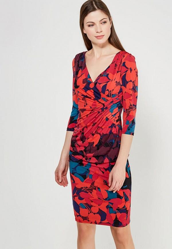 Купить Платье Dorothy Perkins, DO005EWZPQ64, красный, Весна-лето 2018