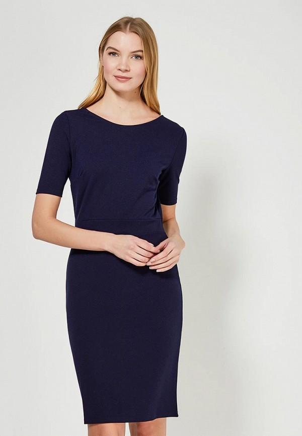 Купить Платье Dorothy Perkins, DO005EWZVF62, синий, Весна-лето 2018