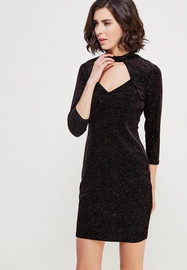 Купить Платье Dorothy Perkins, DO005EWZVF65, черный, Весна-лето 2018