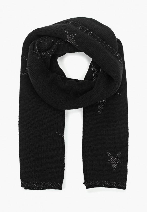 женский шарф dorothy perkins, черный