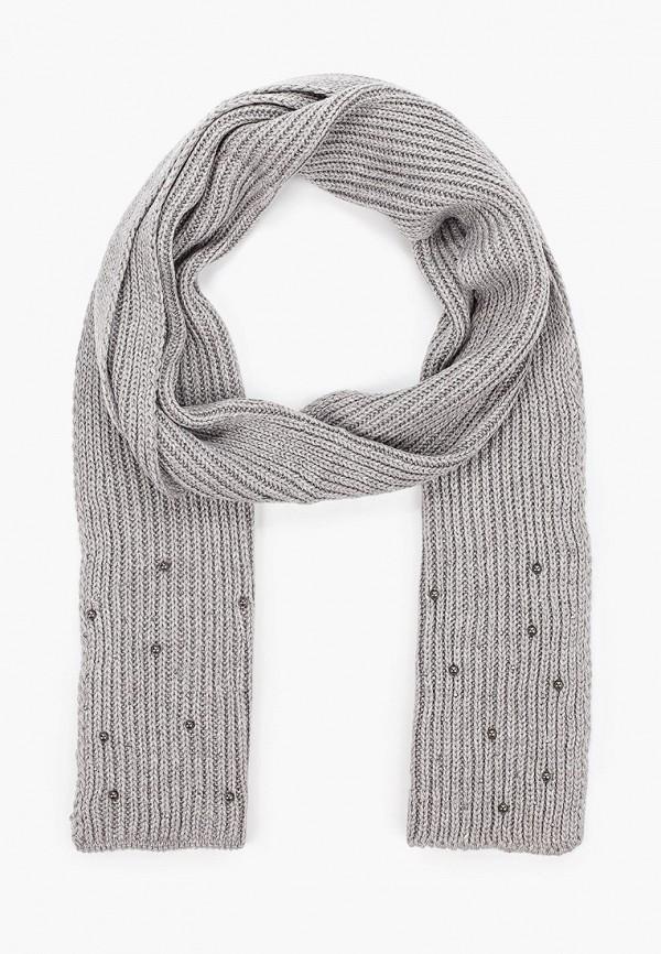 женский шарф dorothy perkins, серый