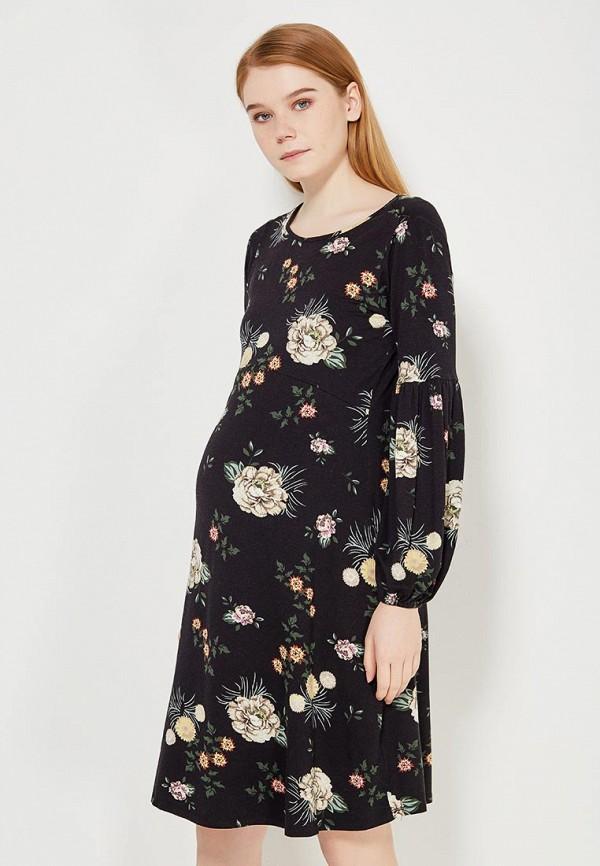 Купить Платье Dorothy Perkins Maternity, do028ewadcz2, черный, Весна-лето 2018