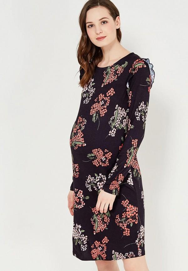 Купить Платье Dorothy Perkins Maternity, do028ewajee1, черный, Весна-лето 2018