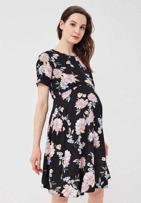 Купить Платье Dorothy Perkins Maternity, do028ewbeul2, черный, Весна-лето 2018