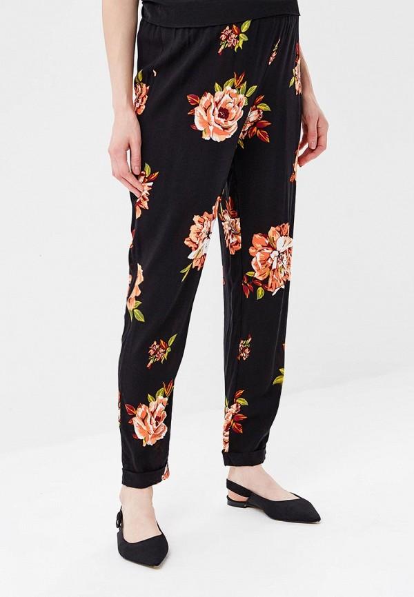 женские зауженные брюки dorothy perkins maternity, черные