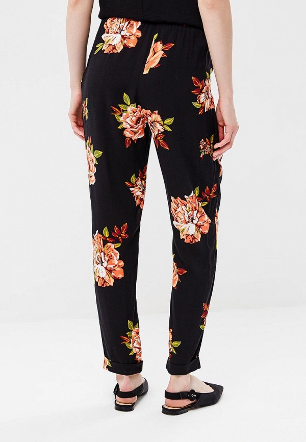 Фото 4 - женские брюки Dorothy Perkins Maternity черного цвета