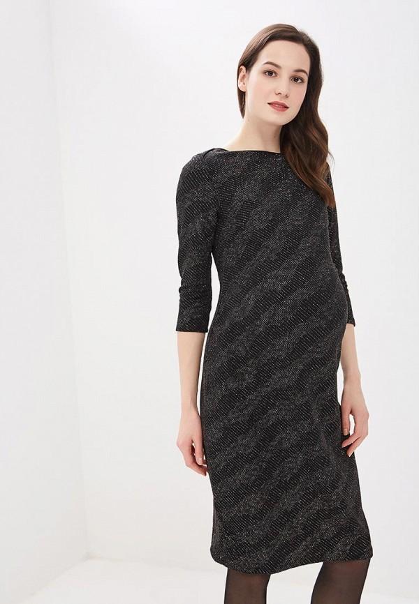 женское вечерние платье dorothy perkins maternity, черное