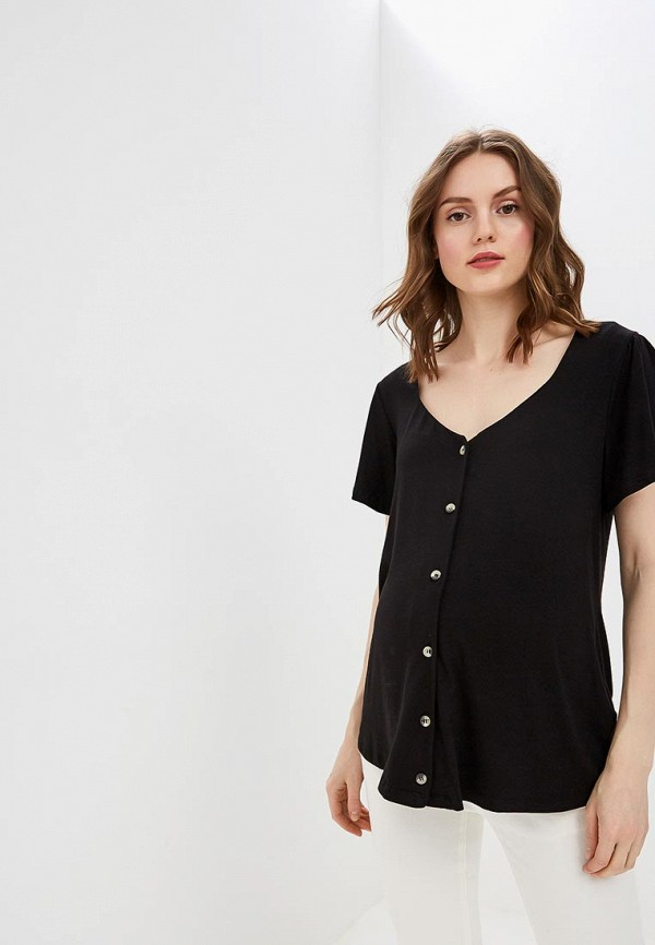 женская блузка dorothy perkins maternity, черная