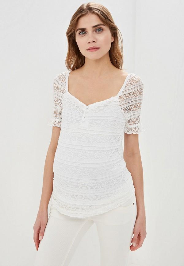 женская блузка dorothy perkins maternity, белая