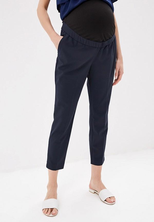 женские повседневные брюки dorothy perkins maternity, синие