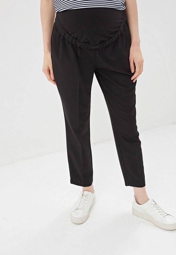 женские повседневные брюки dorothy perkins maternity, черные