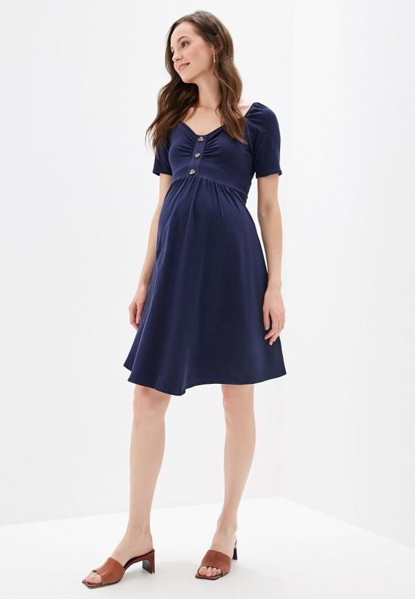 Купить Платье Dorothy Perkins Maternity, синий, women, Осень-зима 2019/2020, Платья