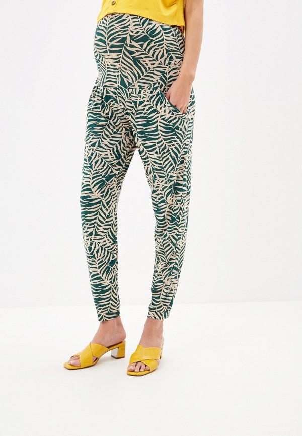 женские повседневные брюки dorothy perkins maternity, зеленые