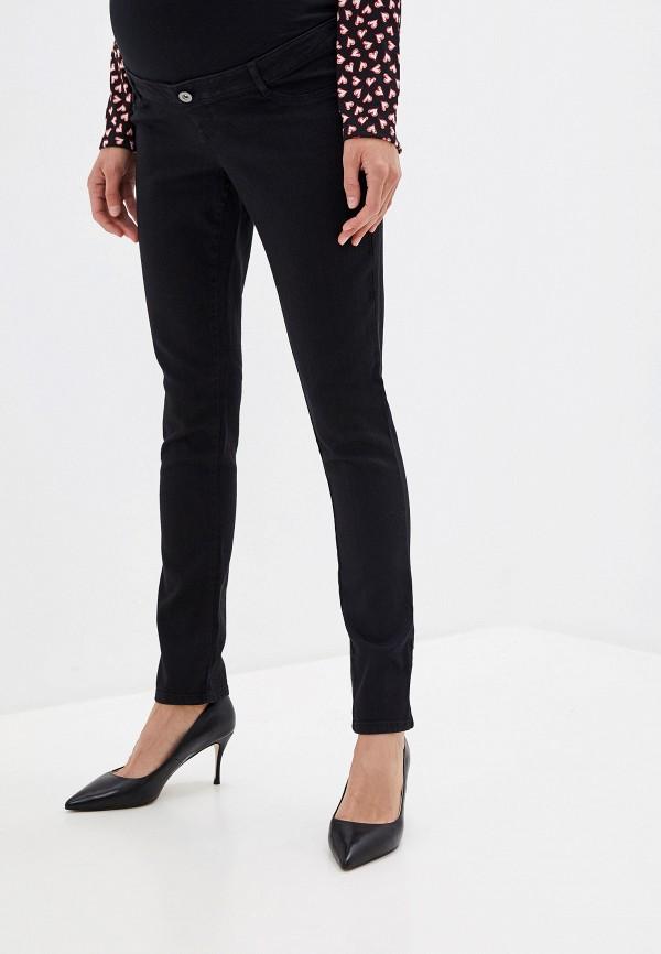 женские прямые джинсы dorothy perkins maternity, черные