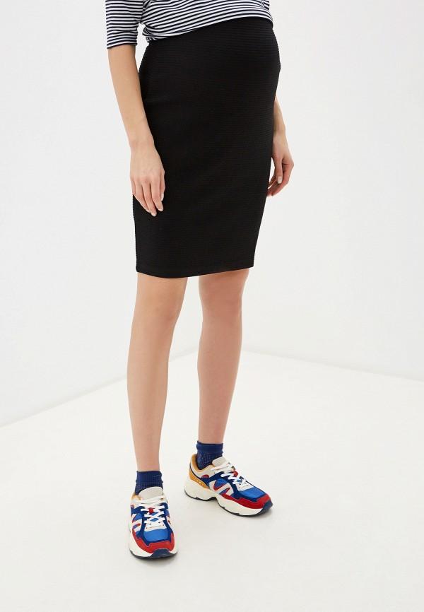 женская юбка dorothy perkins maternity, черная