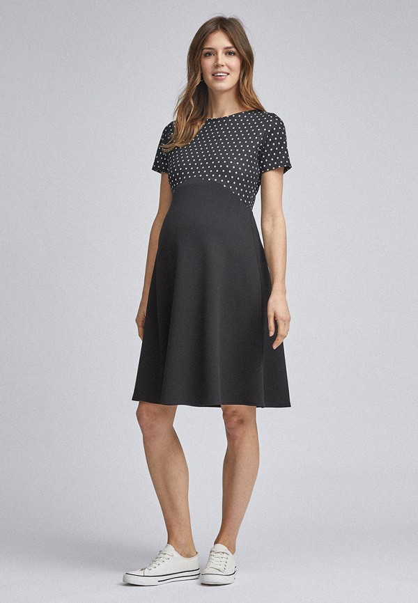 женское платье dorothy perkins maternity, черное