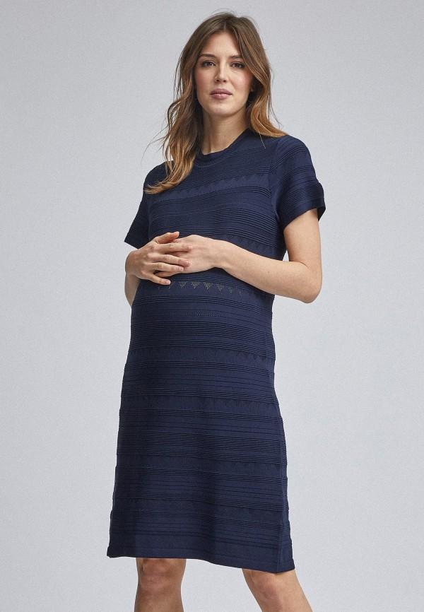 женское платье dorothy perkins maternity, синее