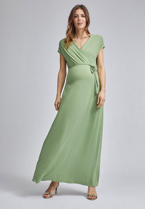 женское повседневные платье dorothy perkins maternity, зеленое