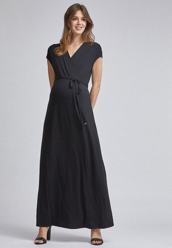 женское повседневные платье dorothy perkins maternity, черное