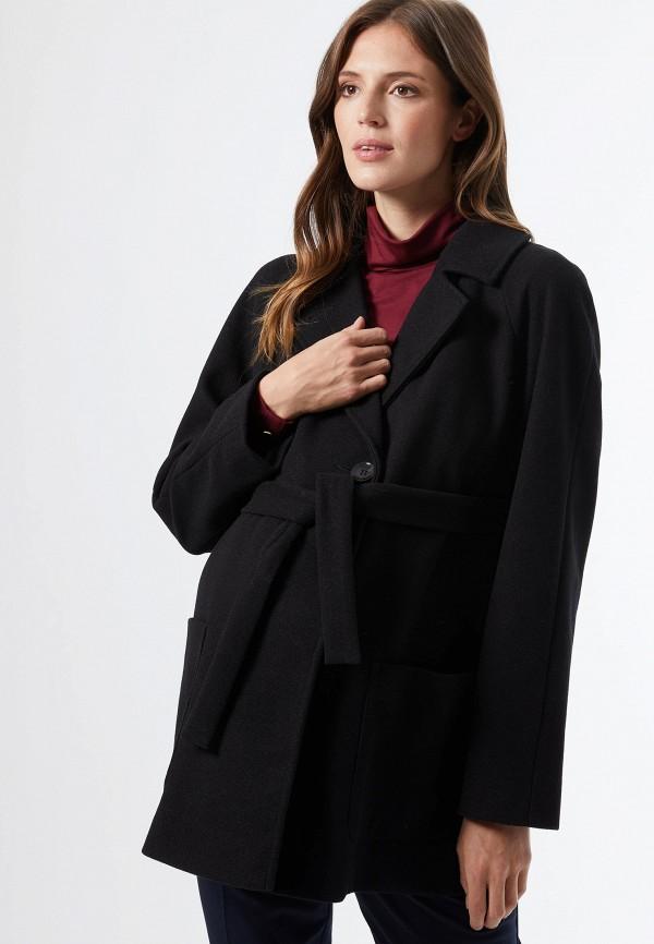женское пальто dorothy perkins maternity, черное