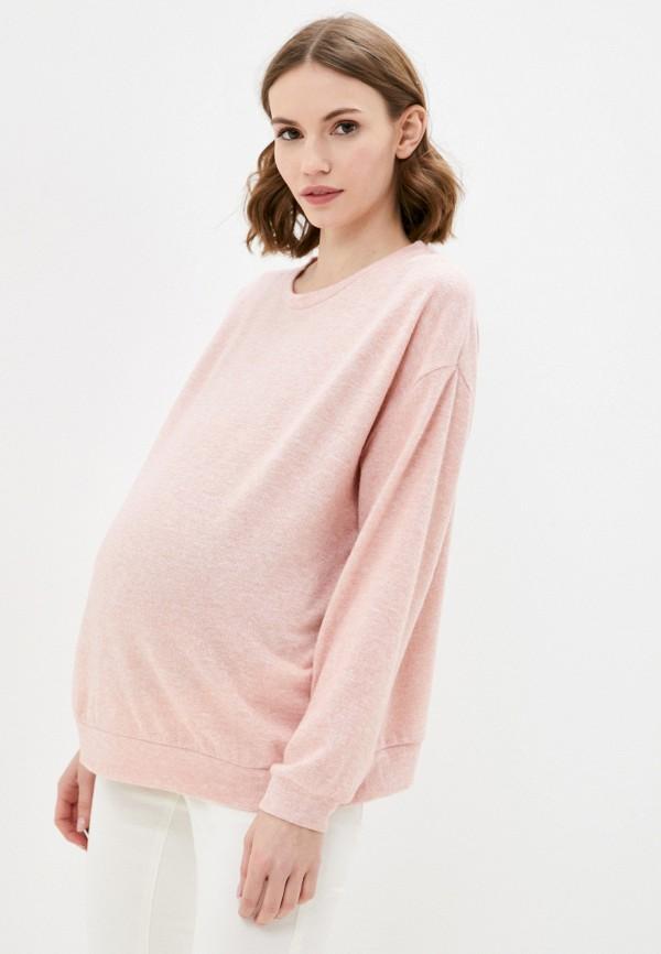 женский джемпер dorothy perkins maternity, розовый