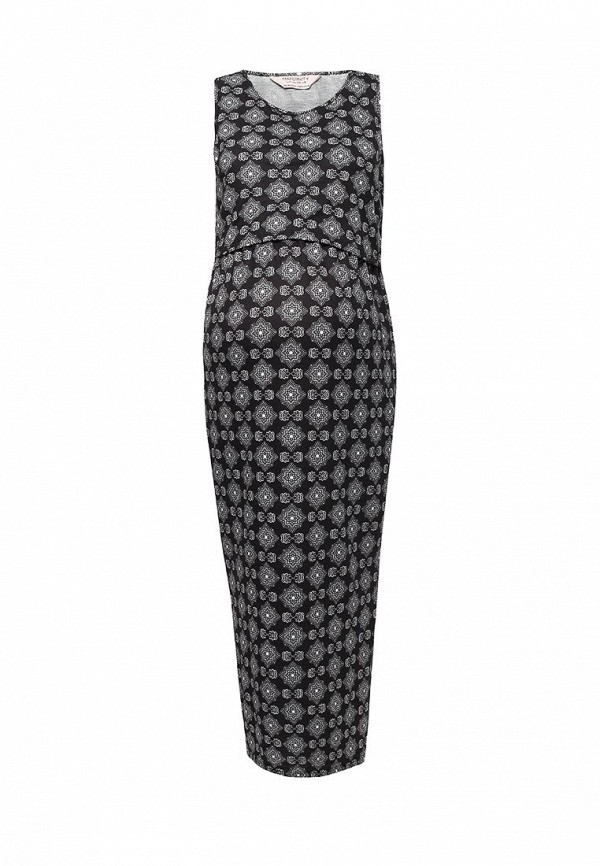 Купить Платье Dorothy Perkins Maternity, do028ewrrq82, черный, Весна-лето 2017