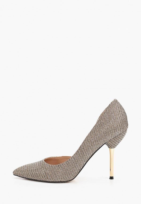 женские туфли dorothy perkins curve, золотые