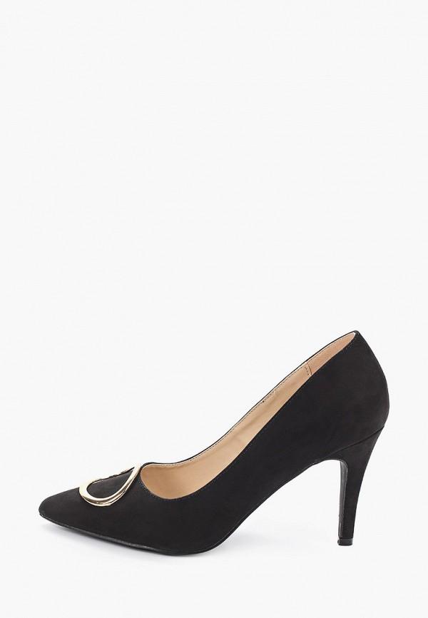 женские туфли-лодочки dorothy perkins curve, черные