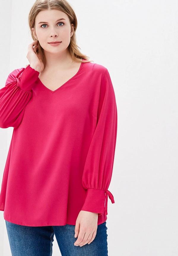 Купить Блуза Dorothy Perkins Curve, do029ewbair3, розовый, Весна-лето 2018